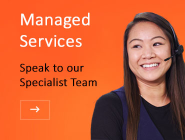 Managed Services CTA